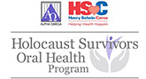 Holocaust Survivor's Oral Health Program logo
