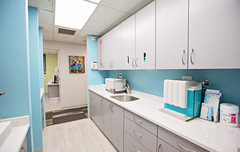 dental lab entry